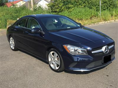 2017 Mercedes-Benz CLA Coupe lease in Livingston,NJ - Swapalease.com