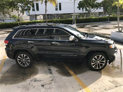 2017 Jeep Grand Cherokee lease in MIAMI,FL - Swapalease.com