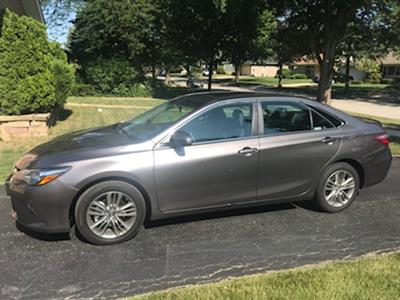 2017 Toyota Camry lease in Downers Grove,IL - Swapalease.com