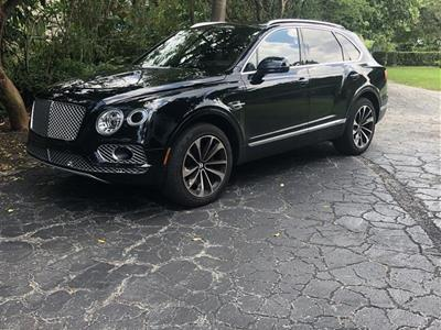 2017 Bentley Bentayga lease in Boca Raton,FL - Swapalease.com