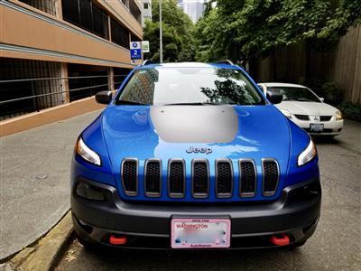 2018 Jeep Cherokee lease in Lynnwood,WA - Swapalease.com