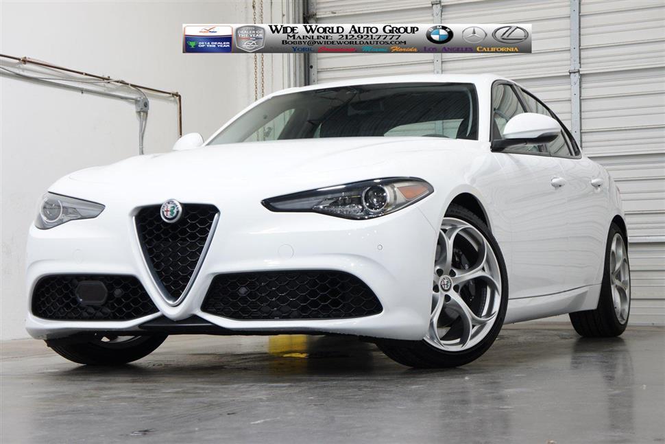 Alfa Romeo Lease >> 2020 Alfa Romeo Giulia Lease In New York Ny
