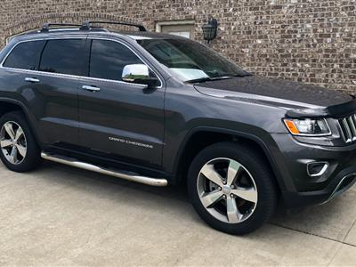 2016 Jeep Grand Cherokee lease in Bowling Green,KY - Swapalease.com