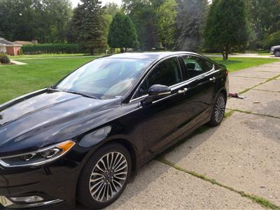 2017 Ford Fusion lease in Southfield,MI - Swapalease.com