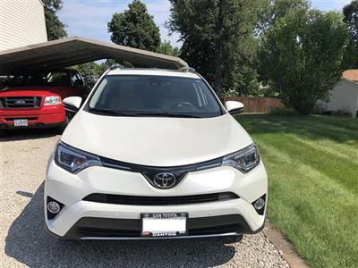 2017 Toyota RAV4 lease in CANTON,OH - Swapalease.com