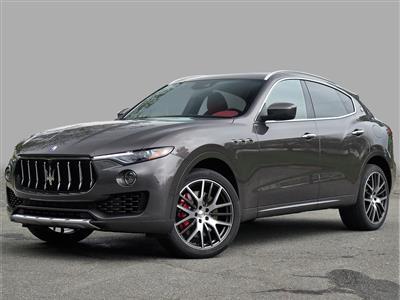 2017 Maserati Levante lease in Los Angeles,CA - Swapalease.com