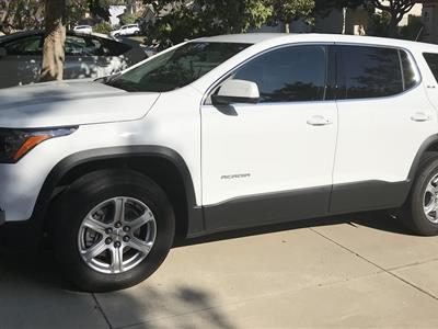 2017 GMC Acadia lease in Oak Park,CA - Swapalease.com