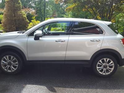 2016 Fiat 500X lease in Southbury,CT - Swapalease.com