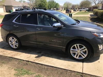 2018 Chevrolet Equinox lease in Denton,TX - Swapalease.com