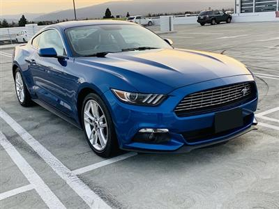 2017 Ford Mustang lease in Santa Clara,CA - Swapalease.com
