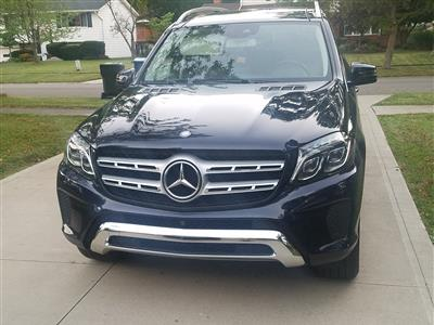 2017 Mercedes-Benz GLS-Class lease in North Olmstead ,OH - Swapalease.com