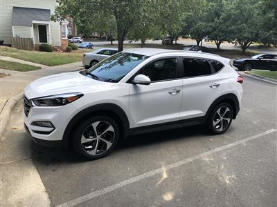 2016 Hyundai Tucson lease in Cincinnati,OH - Swapalease.com
