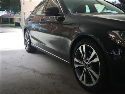 2017 Mercedes-Benz C-Class lease in Lawrence,KS - Swapalease.com