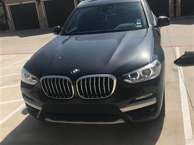 2018 BMW X3 lease in Austin,TX - Swapalease.com
