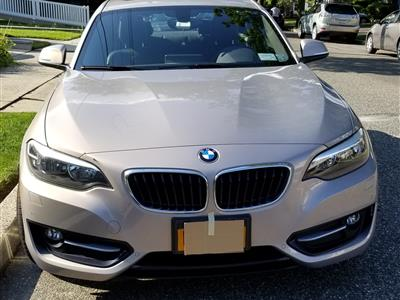 2017 BMW 2 Series lease in Floral Park,NY - Swapalease.com