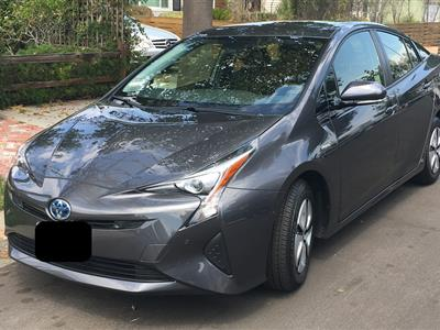 2017 Toyota Prius Lease In Valley Village Ca Swapalease