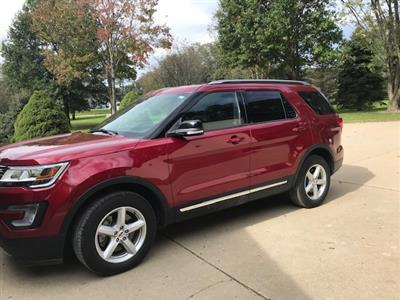2017 Ford Explorer lease in Pickney,MI - Swapalease.com