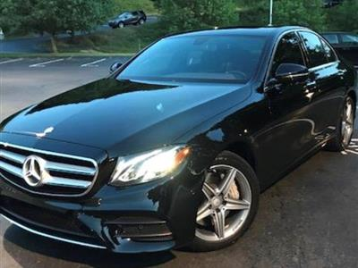 2017 Mercedes Benz E Class Lease In Freehold,NJ   Swapalease.com