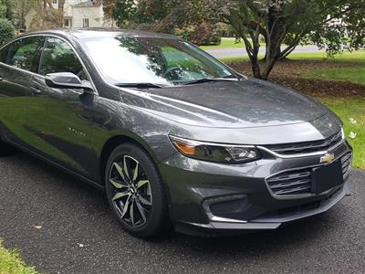2018 Chevrolet Malibu lease in Millington,NJ - Swapalease.com