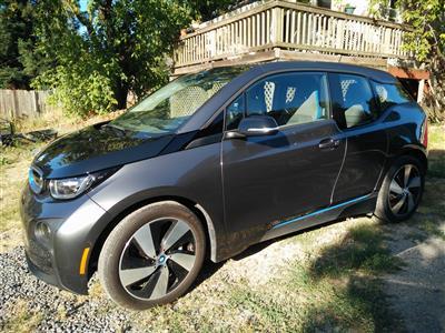 2017 BMW i3 lease in Petaluma,CA - Swapalease.com