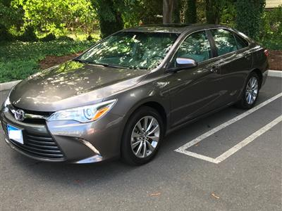 2017 Toyota Camry lease in MILFORD,CT - Swapalease.com