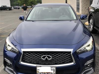 2018 Infiniti Q50 lease in Gaithersburg,MD - Swapalease.com
