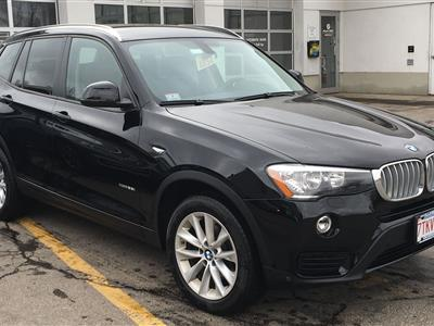 2017 BMW X3 lease in Shrewsbury,MA - Swapalease.com