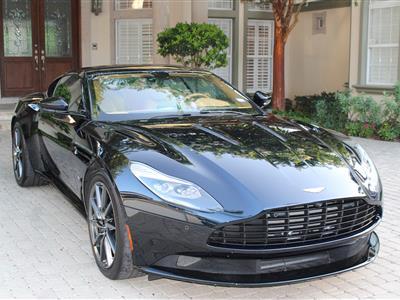 2017 Aston Martin DB11 lease in McAllen,TX - Swapalease.com