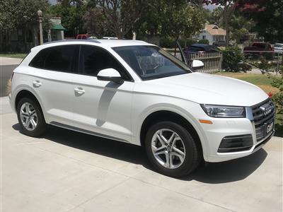 2018 Audi Q5 lease in Temecula,CA - Swapalease.com