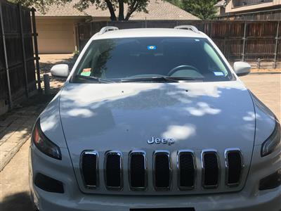 2016 Jeep Cherokee lease in Dallas,TX - Swapalease.com