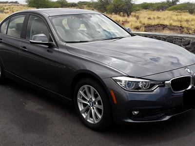 2017 BMW 3 Series lease in Kailua Kona,HI - Swapalease.com