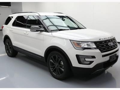 2017 Ford Explorer lease in Dyer,IN - Swapalease.com