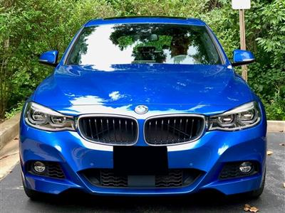 2017 BMW 3 Series lease in Rockville,MD - Swapalease.com