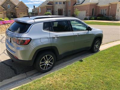 2018 Jeep Compass lease in South Lyon,MI - Swapalease.com