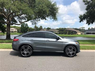 2017 Mercedes-Benz GLE-Class Coupe lease in Orlando,FL - Swapalease.com