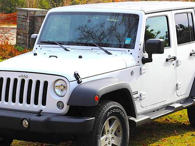 2017 Jeep Wrangler Unlimited lease in Morrisville,NC - Swapalease.com