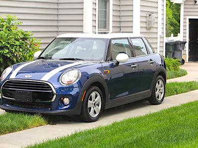 2017 MINI Hardtop 4 Door lease in Morrisville,NC - Swapalease.com