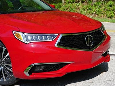 2018 Acura TLX lease in Austin,TX - Swapalease.com
