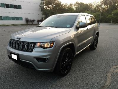 2017 Jeep Grand Cherokee lease in Morristownship,NJ - Swapalease.com