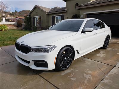 2018 BMW 5 Series lease in Burbank,CA - Swapalease.com