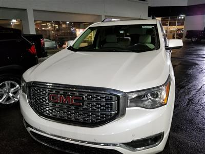 2018 GMC Acadia lease in Commerce,MI - Swapalease.com
