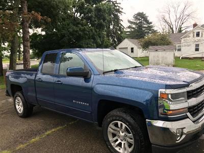 2018 Chevrolet Silverado 1500 lease in SPRINGBORO,OH - Swapalease.com