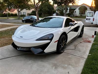 2016 McLaren 570s lease in Glendale,CA - Swapalease.com
