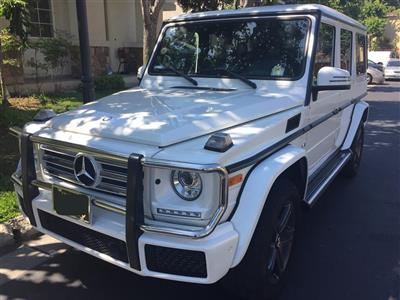 2016 Mercedes-Benz G-Class lease in San leandro,CA - Swapalease.com