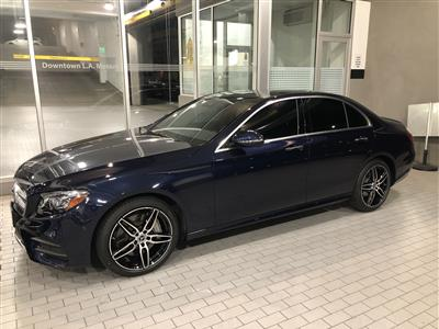 2018 Mercedes-Benz E-Class lease in Henderson,NV - Swapalease.com