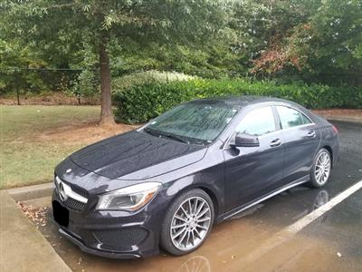 2016 Mercedes-Benz CLA-Class lease in Greenville,SC - Swapalease.com
