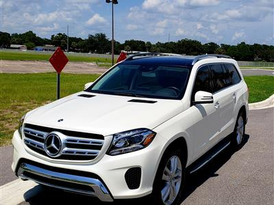 2018 Mercedes-Benz GLS-Class lease in Tampa,FL - Swapalease.com