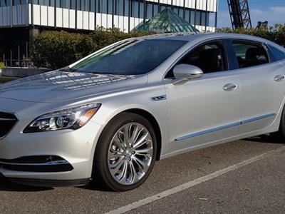 2017 Buick LaCrosse lease in Grosse Pointe Park,MI - Swapalease.com