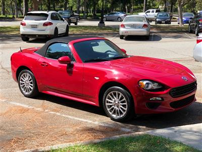 2018 Fiat 124 Spider lease in Glendale,CA - Swapalease.com
