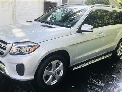 2017 Mercedes-Benz GLS-Class lease in Wellesley ,MA - Swapalease.com